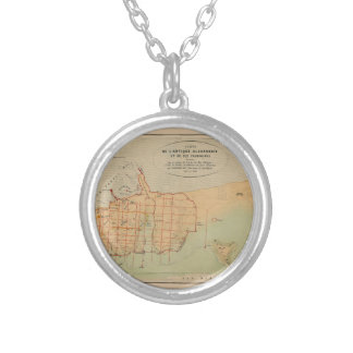 alexandria1866 silver plated necklace