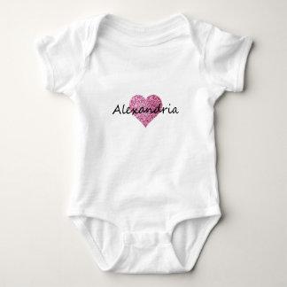Alexandria Baby Bodysuit
