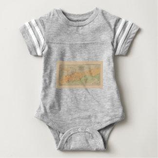 Alexandria Egypt 1866 Baby Bodysuit