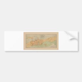 Alexandria Egypt 1866 Bumper Sticker