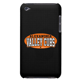 Alexandria High School; Valley Cubs Barely There iPod Cases