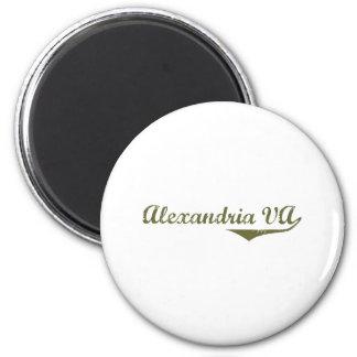 Alexandria Revolution tee shirts Magnet