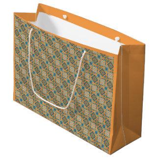 Alexandria Tiles Large Gift Bag