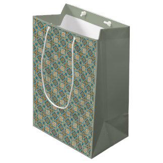 Alexandria Tiles Medium Gift Bag