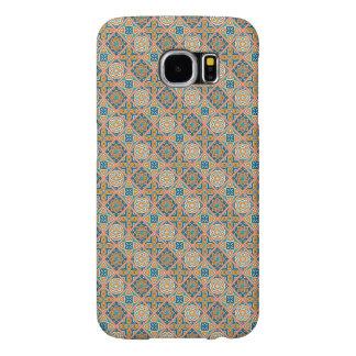 Alexandria Tiles Samsung Galaxy S6 Cases