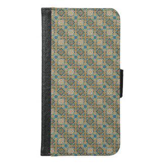 Alexandria Tiles Samsung Galaxy S6 Wallet Case