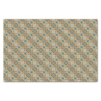Alexandria Tiles Tissue Paper