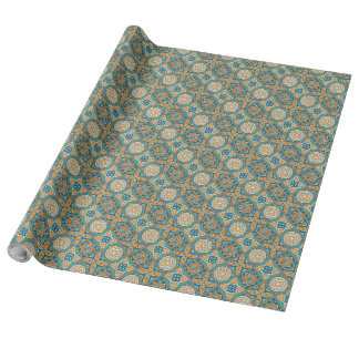 Alexandria Tiles Wrapping Paper