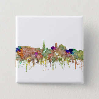 Alexandria Virginia Skyline SG-Faded Glory 15 Cm Square Badge