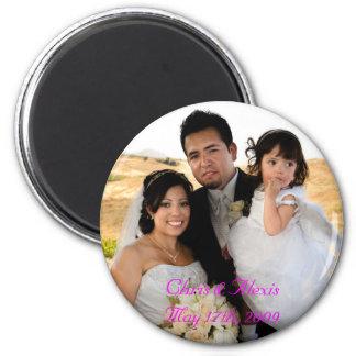 Alexis & Chris Favorites-1304 6 Cm Round Magnet
