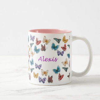 Alexis Two-Tone Coffee Mug