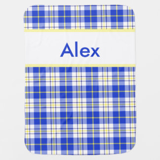 Alex's Personalized Blanket