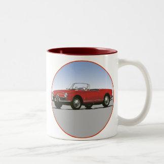 Alfa Romeo 1600 Giulla Spider Mugs
