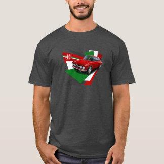 Alfa Romeo 1750 GTV Illustrated T-shirt