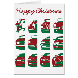 Alfa Romeo Christmas Card