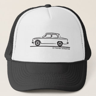 Alfa Romeo Guilia Trucker Hat