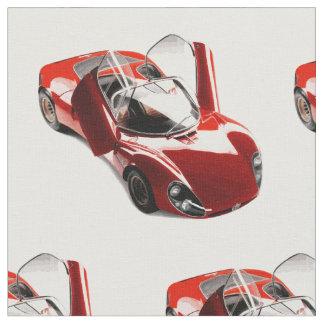 Alfa Romeo Tipo 33 Fabric