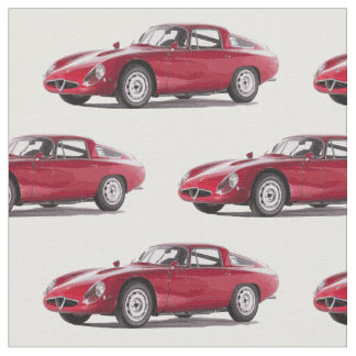 Alfa Romeo TZ2 Fabric