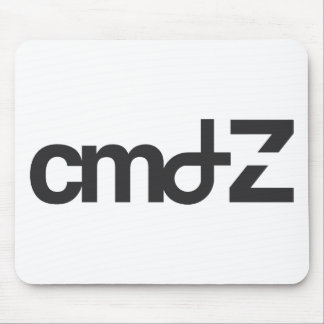 Alfombrilla raton cmd Z Mouse Pad