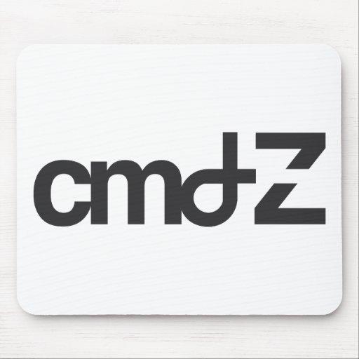 Alfombrilla raton cmd Z Mousepads