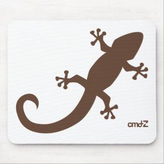 Alfombrilla raton gecko mousepads