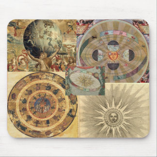 Alfombrillla mouse laminae astronomy mouse pad