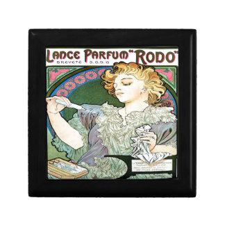 Alfons Mucha 1896 Lance Parfum Rodo Gift Box
