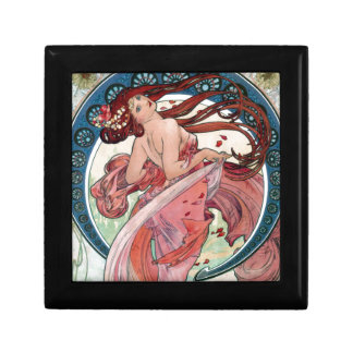 Alfons Mucha 1898 Dance Gift Box