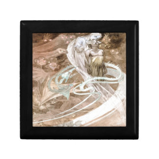 Alfons Mucha 1899 Le Pater Gift Box