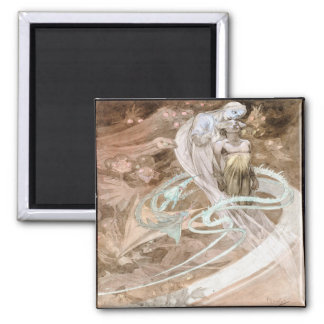 Alfons Mucha 1899 Le Pater Magnet