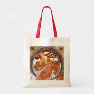 Alfons Mucha: Dance Tote Bag