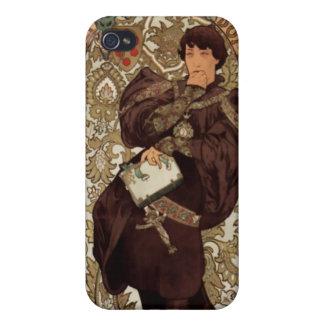 Alfons Mucha  Lorenzaccio iPhone 4/4S Cases