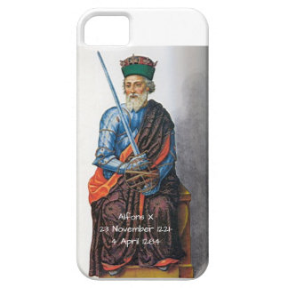 Alfons X Case For The iPhone 5