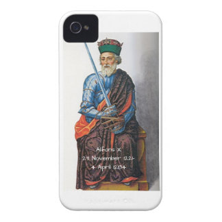 Alfons X Case-Mate iPhone 4 Case