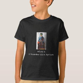 Alfons X T-Shirt