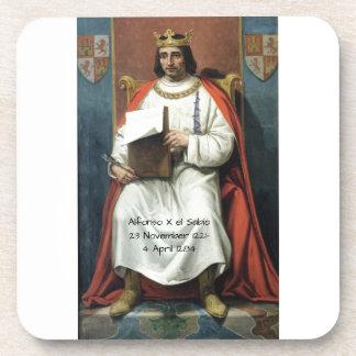 Alfonso x el Sabio Coaster