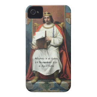 Alfonso x el Sabio iPhone 4 Cover
