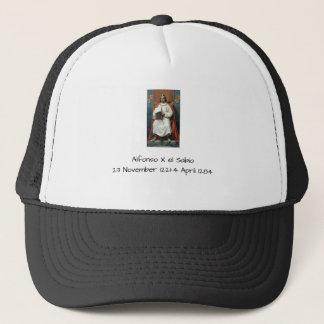 Alfonso x el Sabio Trucker Hat
