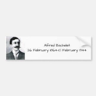 Alfred Bachelet Bumper Sticker