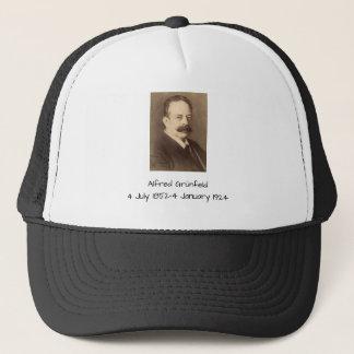 Alfred Grunfeld Trucker Hat