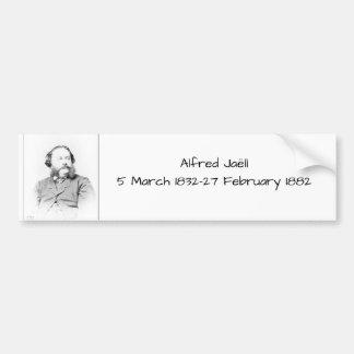 Alfred Jaell Bumper Sticker