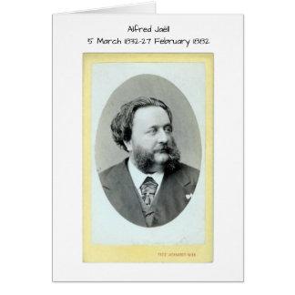 Alfred Jaell Card