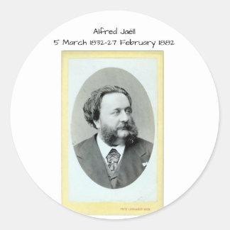 Alfred Jaell Classic Round Sticker