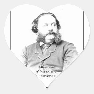 Alfred Jaell Heart Sticker