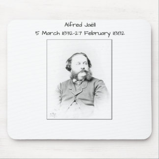 Alfred Jaell Mouse Pad