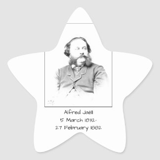 Alfred Jaell Star Sticker