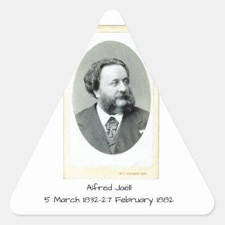 Alfred Jaell Triangle Sticker