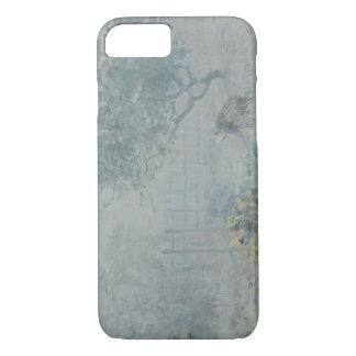 Alfred Sisley - Fog, Voisins iPhone 7 Case