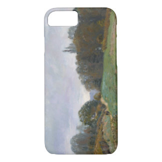 Alfred Sisley - Landscape at Louveciennes iPhone 7 Case
