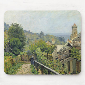 Alfred Sisley   Louveciennes, The Heights at Marly Mouse Pad